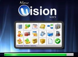 Box Máquina Virtual Sistema Automação New Vision 2012